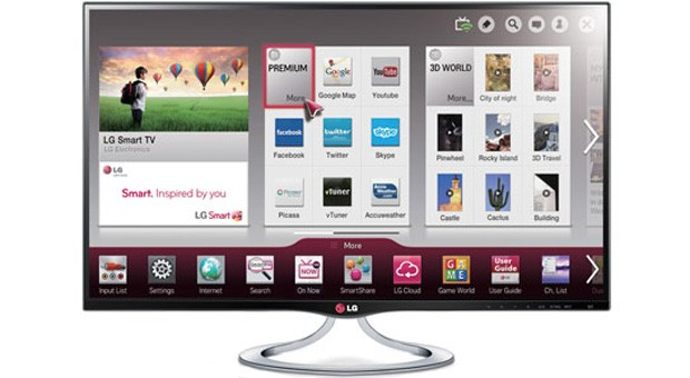 LG MT93 Personal Smart TV llega a Europa este mes