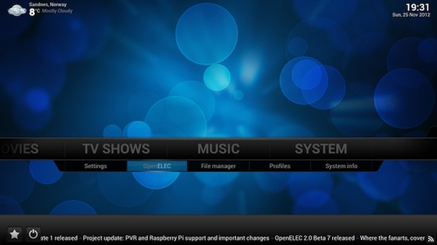 OpenELEC 3.0 es ya oficial y soporta 