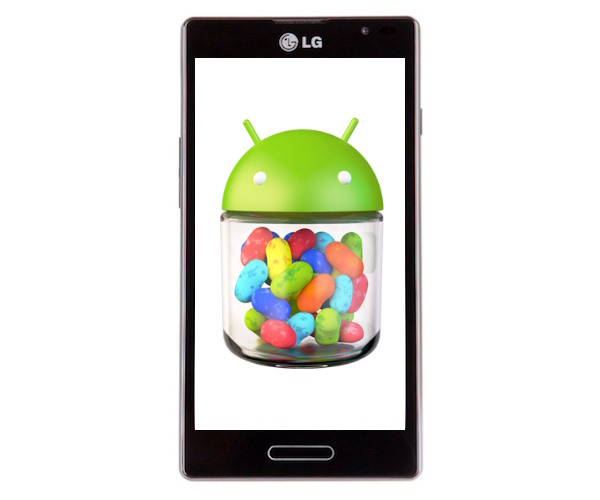 El LG L9 ya se llena los carrillos de Jelly Bean