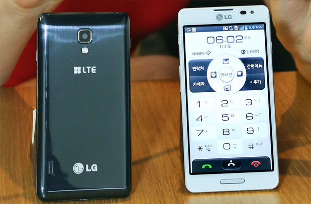 LO Optimus F7 se estrena en Corea con nuevo nombre: Optimus LTE III