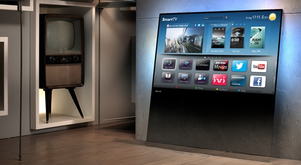 Philips DesignLine TV, un televisor que prescinde del marco