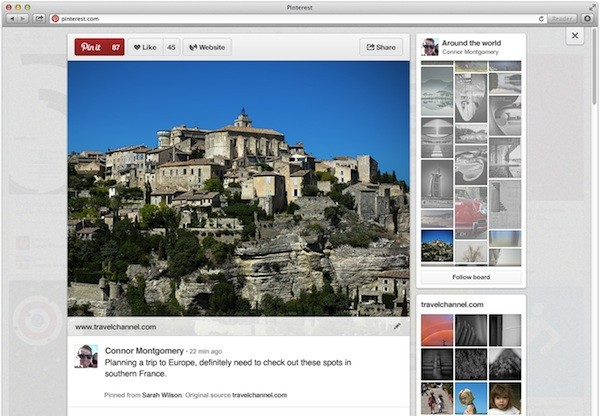 pinterest rediseo