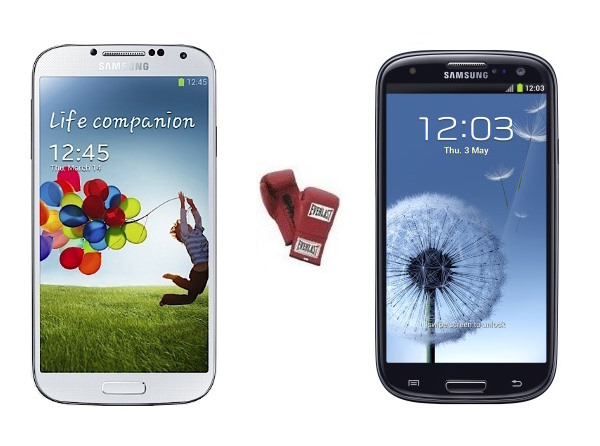 Samsung Galaxy S 4 vs. Galaxy S III: Qu ha cambiado?