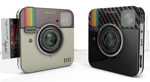 Polaroid fabricar la cmara Socialmatic (para regocijo de los Instagrammers)