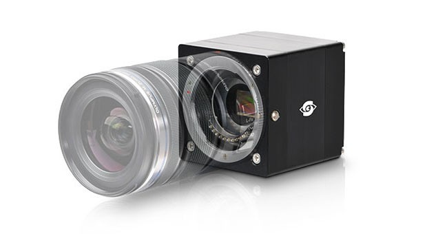 SVS-Vistek muestra su micro cuatro tercios con aspecto de Hasselblad