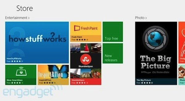 La Windows Store contara ya con ms de 50.000 aplicaciones