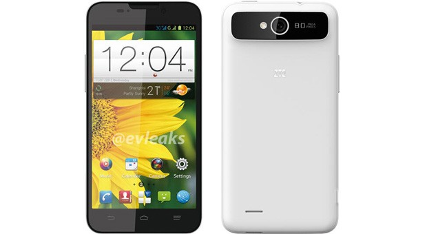 ZTE Grand X Quad 