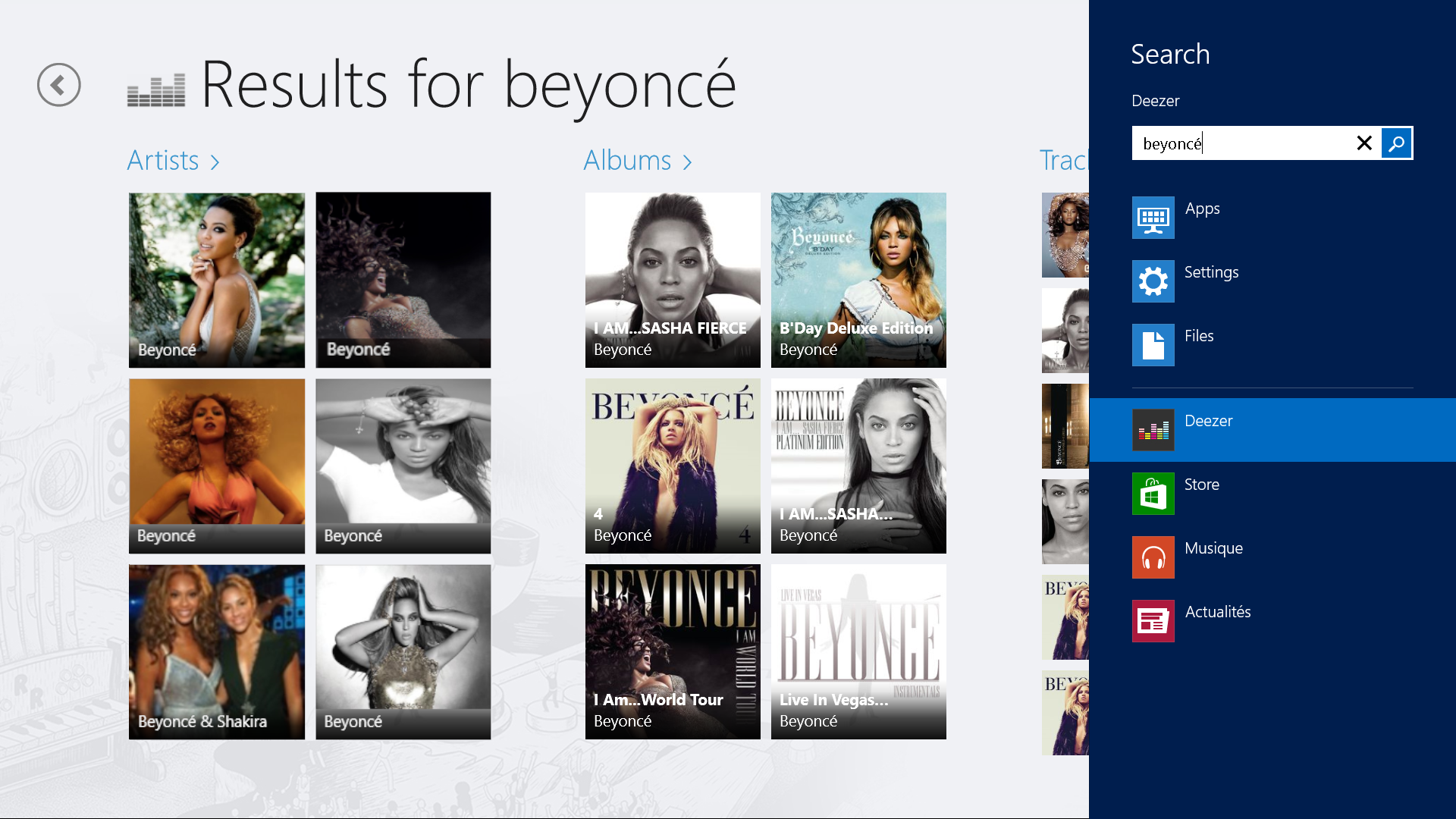 Deezer desembarca en Windows 8 cargado de funciones exclusivas