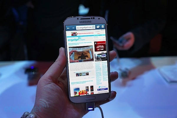Rootean el Samsung Galaxy S 4 con procesador Snapdragon