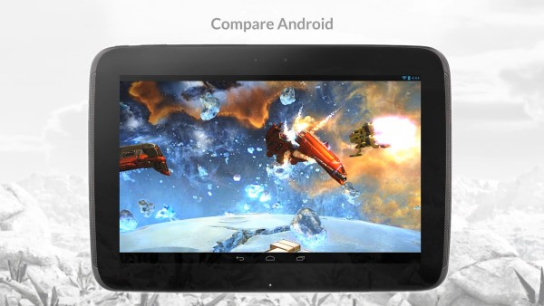 3DMark ya disponible para dispositivos Android