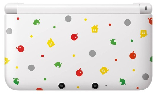 Nintendo presenta una 3DS XL inspirada en Animal Crossing: New Leaf; disponible en Europa el 14 de junio