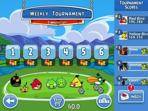 Angry Birds Friends aterriza en iOS y Android tras triunfar en Facebook