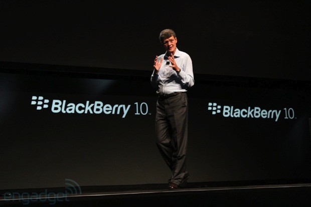 Thorsten Heins: los tablets no son un buen modelo de negocio; BlackBerry pretende liderar la computacin mvil en 5 aos