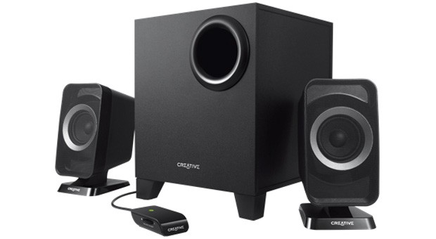 Creative T3150, audio Bluetooth de 2.1 canales para economas en apuros