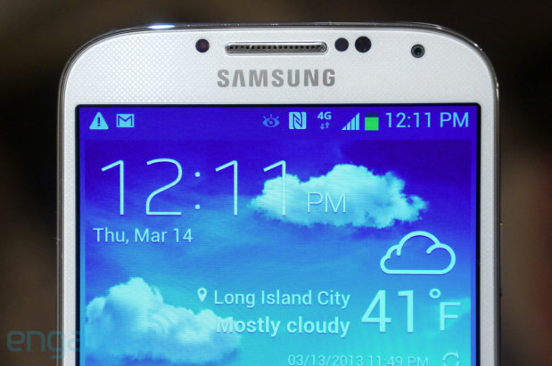 El Galaxy S 4 y otras novedades de Samsung usarn la tecnologa de seguimiento facial de DigitalOptics
