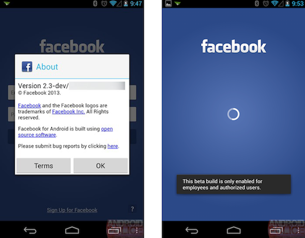 Facebook Home estará disponible para algunos móviles a partir del 12 de abril [Actualizada: Sólo ICS, Jelly Bean... y en EEUU]