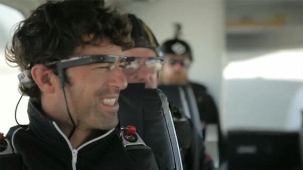 El CEO de Google confirma que Glass funciona con Android