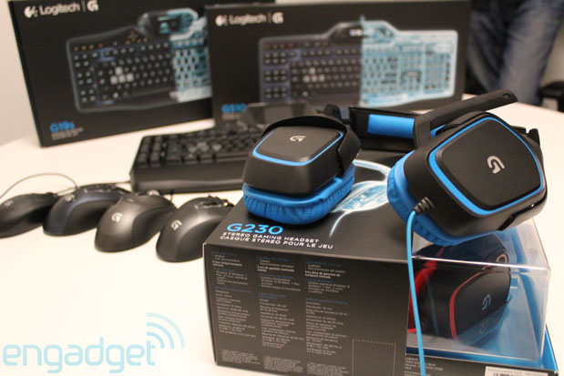 logitech g