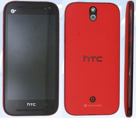 Un indito HTC 608t con dos altavoces y un aire a lo One SV aparece en China