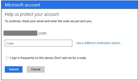 Microsoft comienza a instaurar un sistema de verificacin en dos pasos para sus cuentas