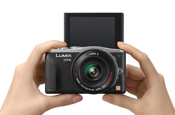 Panasonic Lumix GF6: Una renovada micro cuatro tercios de 16 megapxeles con WiFi y NFC