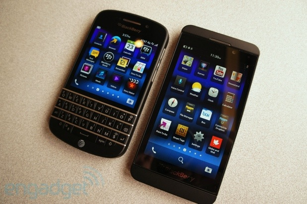 blackberry 10.1 z10