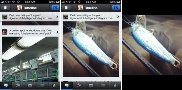 Tweetbot para iOS se actualiza para disfrutar de una lnea de tiempo mucho ms animada