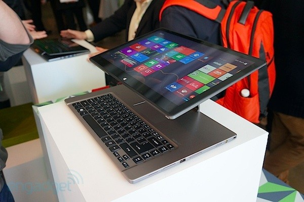 Acer Aspire R7 en nuestras manos (¡con video!)