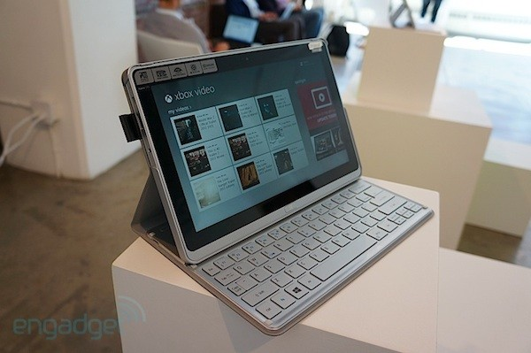 Acer Aspire P3 en nuestras manos (¡con video!)