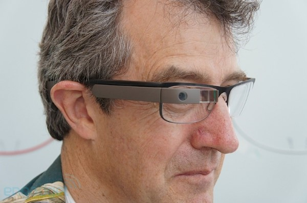 As es Google Glass para gafas graduadas
