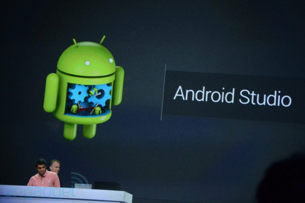 Android Studio aterriza en el Google I/O 2013 como una plataforma de desarrollo integrada para apps
