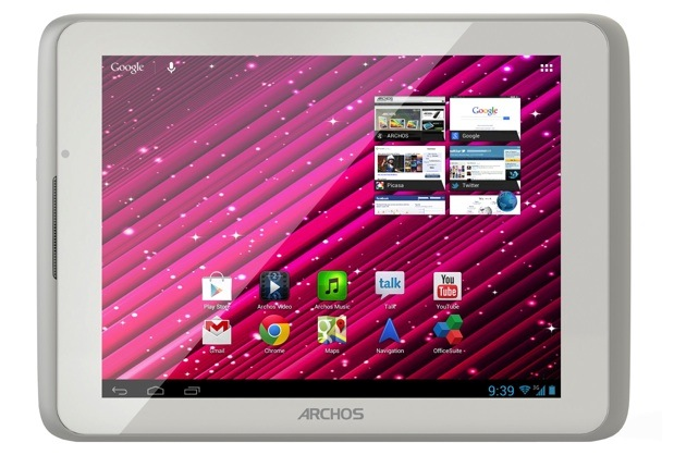 Archos Xenon 80, Jelly Bean y 3G en un tablet de 8'' a precio 'low cost'