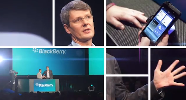 blackberry live 2013 video