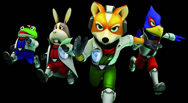 chrome star fox