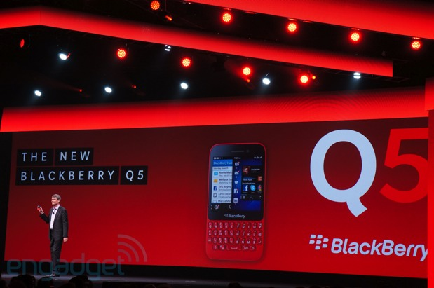 BlackBerry Q5 se planta el firme propsito de llevar BB10 a los mercados emergentes