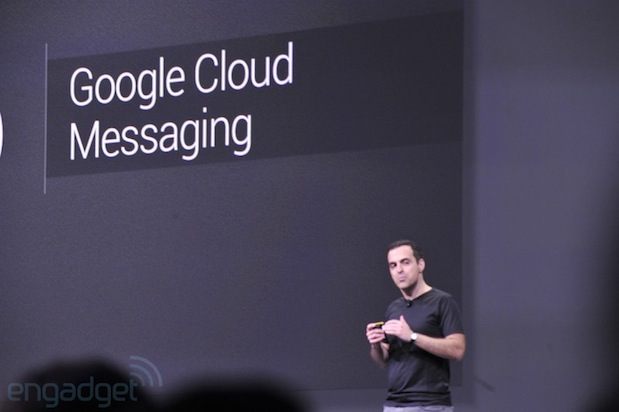 Google Cloud Messaging ahora en Google Play Services
