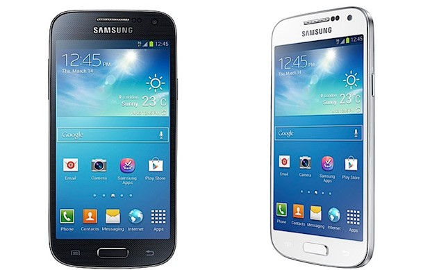 Galaxy S 4 mini oficial, pantalla de 4,3'' y chip dual core a 1,7 GHz