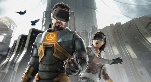 Half Life 2 ya es compatible con Oculus Rift