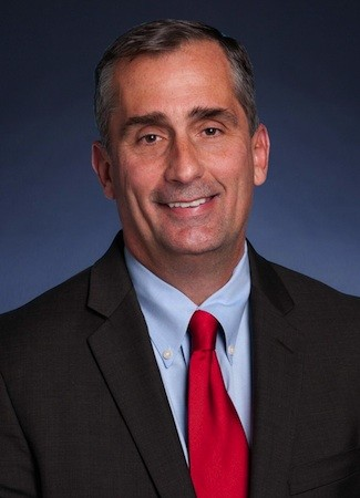 Intel ya tiene nuevo CEO y presidente: Brian Krzanich y Rene James