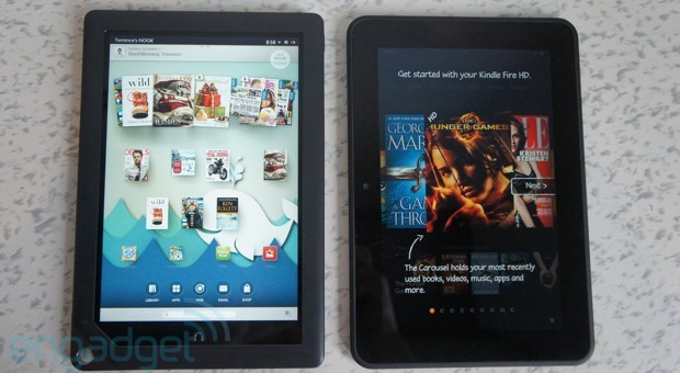 Microsoft dispuesto a comprar Nook Media por 1.000 millones de dlares segn TechCrunch