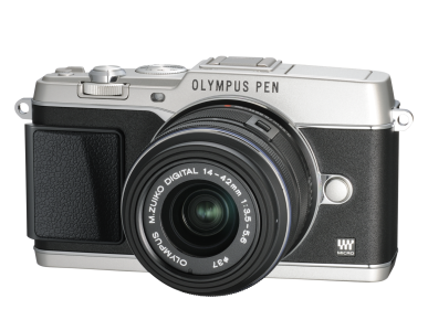 Olympus PEN E-P5 se presenta oficialmente con 16,1 megapxeles, WiFi y un diseo muy retro