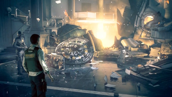 Remedy Games (Max Payne, Alan Wake) anuncia Quantum Break para Xbox One - Actualizada