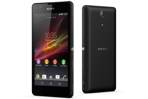 Sony Xperia ZR oficial, dispuesto para tus fotos subacuticas