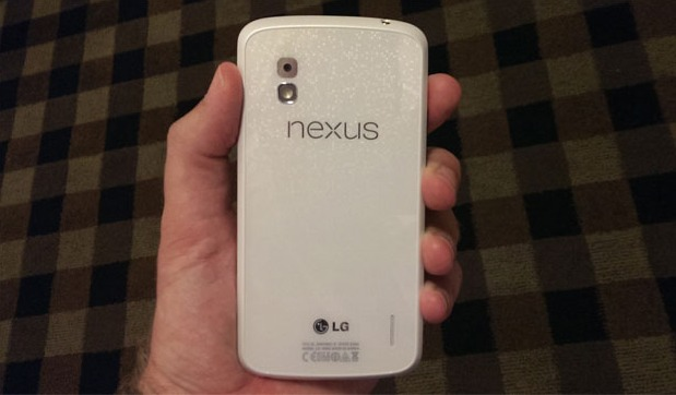 nexus 4 blanco android 4.3