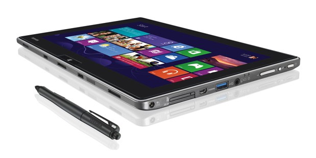 Toshiba WT310, un tablet profesional de 11,6 pulgadas y Windows 8 Pro