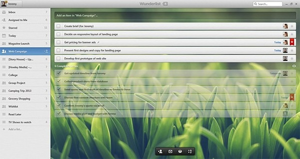 6Wunderkinder anuncia Wunderlist Pro para Android y Windows