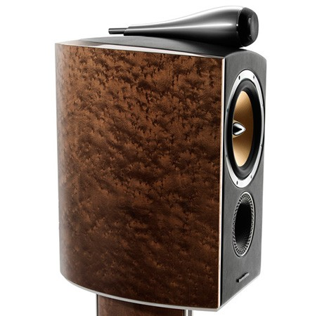 Bowers & Wilkins 805 Maserati Edition, con gusto italiano