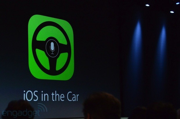 iOS in the Car, la nueva apuesta de Apple por la integración en vehículos