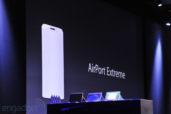 Apple anuncia nuevos AirPort Base Station con soporte para 802.11ac
