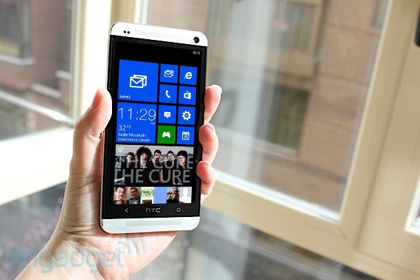 htc one windows phone 8